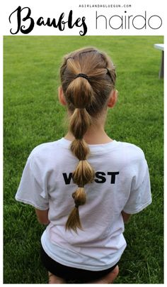 25 girl hair styles for toddlers and tweens - A girl and a glue gun Older Women Hairstyles, Little Girl Hairstyles, Trendy Hairstyles, Toddler Hairstyles, Tween Girls Hairstyles, Hairstyles Videos, Medium Hairstyles, Short Hair Dos, Short Hair Styles Easy