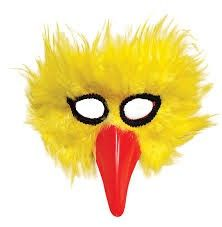 Yellow Big Bird Mask Red Beak Masquerade Adult Fancy Dress Chicken for sale online Pig Mask, Bird Masks, Adult Fancy Dress, Halloween Fancy Dress, Yellow Feathers, Bird Feathers, Fancy Dress Accessories, Costume Accessories, Michael Myers Halloween Costume