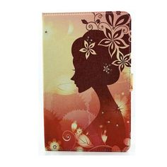 For Samsung Galaxy Tab A A6 10.1 2016 T585 T580 T580N Case Girl Bling Butterfly PU Leather Book Stand Protective Tablet Cover