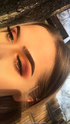Yeah that's right you only need perfects eyebrows & your make up will look great So as you can see it's not that hard. Here are some make up ideas Makeup Goals, Makeup Inspo, Makeup Inspiration, Makeup Tips, Makeup Hacks, Makeup Style, Makeup Products, Makeup Tutorials, Makeup Ideas