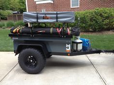 Off Road Camping Trailer  (Manley ORV Company)