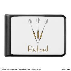 Darts Personalized /