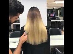 cara memotong rambut wanita ala profesional