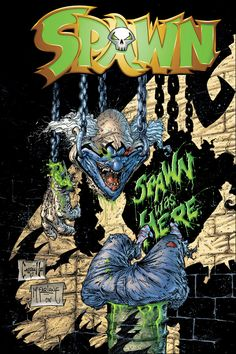 SPAWN.COM >> COMICS >> SPAWN >> MONTHLY SERIES >> ISSUE 60