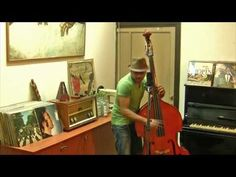 Come Together - Upright Bass Cover - Adam Ben Ezra    Second favorite cover of this song
