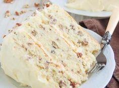 BUTTER PECAN CAKE Recipe 5 | Just A Pinch Recipes