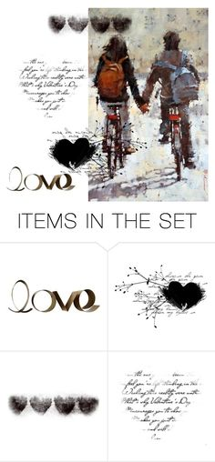 """""""We've Got This"""" by lvoth ❤ liked on Polyvore featuring art"""