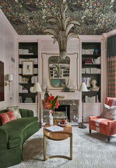 Home Decoration Design .Home Decoration Design Home Design, Home Interior Design, Design Design, Interior Design Portfolios, Colorful Interior Design, Top Interior Designers, Design Shop, Design Concepts, Interior Paint