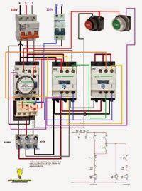 Esquemas eléctricos: Maniobra de arranque potencia y maniobra estrella ...