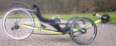 Hi-Trike GTI 2016er Design, FW-Schwinge, Renn-Tiller