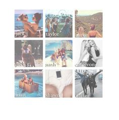"""""""his favorite picture of you and your best friend(s)"""" by zalix ❤ liked on Polyvore"""