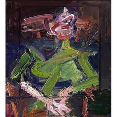frank auerbach paintings - Google Search