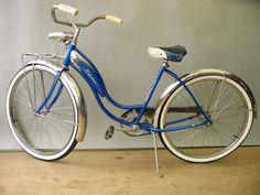 1961 Schwinn bike