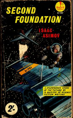 Second Foundation by Isaac Asimov Digit 192