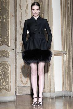 Valentino Pre-Fall 2011 Fashion Show - Caroline Brasch Nielsen