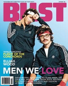 Men We Love April/May 2008 Issue