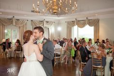 First Dance | Allie & Alex's Longue Vue Club wedding in Pittsburgh Pennsylvania.