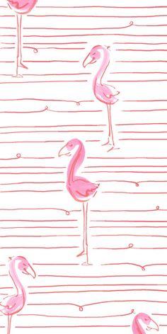 Flamingo Wallpaper, Flamingo Art, Flamingo Pattern, Cool Wallpaper, Wallpaper Backgrounds, Pattern Sketch, Pattern Illustration, Pattern Design, Kids Patterns