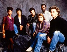 The original 21 Jump Street and as my brother says- andrew greco was robbed of his career by johnny