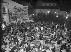 Avenida-Parque. Cinema, Lisboa, Portugal 1927