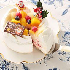 【クリスマス届け専用】卵を使わないクリスマスケーキ