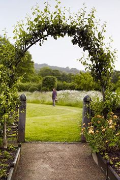 Discover Arne Maynard's romantic garden, where the eminent gardener grows herbs, vegetables and colourful flowers on HOUSE - design, food and travel by House & Garden