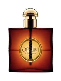 Opium Eau de Parfum by Yves St. Laurent:  An enchanting, mysterious, and intriguing fragrance inspired by the Orient.