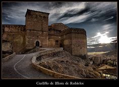 Castillo de Mora de Rubielos | por Toni Duarte