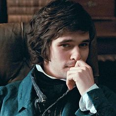 Ben Whishaw.  Loved him in Bright Star - it was about John Keats, after all!