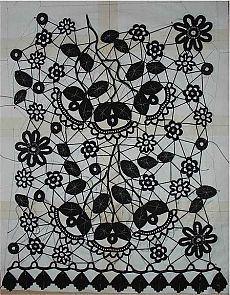 WOW -- lace sweater crochet pattern | make handmade, crochet, craft