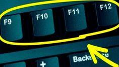 Todos tienen un teclado, pero pocos saben esto: ¿Sabías que las teclas F1 al F12 servían para esto