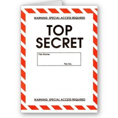 Top Secret for VBS folders Secret Agent Party, Secret Party, Detective, Cops And Robbers, Spy Party, Publisher Clearing House, Pinterest Crafts, Party Tops, Crafts To Make