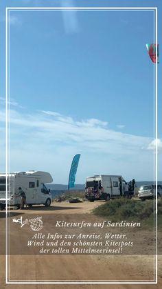 Kitesurfen auf Sardinien - die besten drei Kitespots von Porto Pollo bis in den Süden der schönen Mittelmeerinsel.