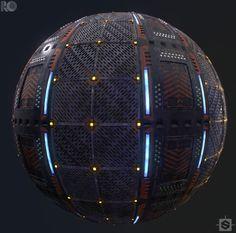 ArtStation - Tech Floor, Rogelio Olguin