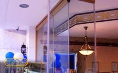شیشه تجاری دو چرخ محصولات شرکت جام تراس | جام تراس | jamterrace