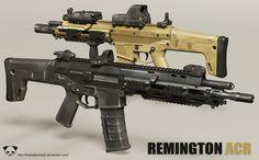 Remington ACR by TheBadPanda2.deviantart.com