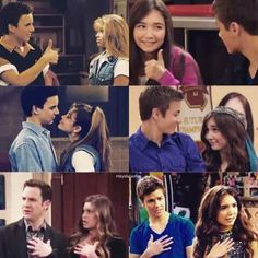 boy/girl meets world …