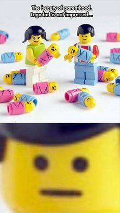 LEGO is a Little Too True to Life