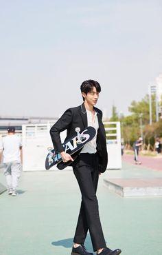 Nam Joo Hyuk bride of the water god Nam Joo Hyuk Lee Sung Kyung, Nam Joo Hyuk Cute, Jong Hyuk, Lee Jong Suk, Drama Korea, Korean Drama, Asian Actors, Korean Actors, Gong Myung