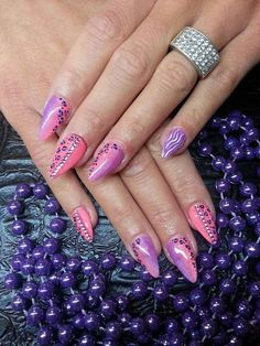 Indigo Nails Lab - Find more Inspiration at www.indigo-nails.com #Nail #ombre #Mani