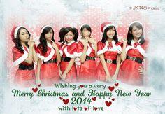 Rona Anggreani, Noella Sisterina, Haruka Nakagawa, Jessica Veranda, Jennifer Hanna, Shania Junianatha #JKT48 #AKB48