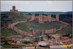 Molina de Aragón en Guadalajara (España)