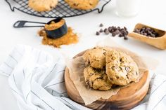 Soft, Chewy Chocolate Chip Cookies Recipe by @draxe