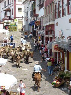 Mercado dos Tropeiros, Diamantina, MG - Brazil