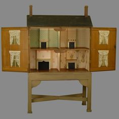 dollhouses | PLEASE CLICK ON THE PHOTOS TO ENLARGE THEM