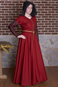 from Matules Medieval Clothing and Equipment