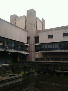 Birmingham Central Library! Birmingham Library, City Of Birmingham, Central Library, Le Corbusier, Brutalist, Concrete, Buildings, Places To Visit, Multi Story Building