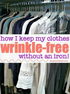 wrinkle-free