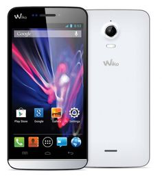 "PN:WAX4GWHITE  SMARTPHONE WIKO WAX 4G 4.7"" WHITE 4.7/QUADCORE/1GB/4GB/4G/ ANDROID4.3  207,08€ PVP"