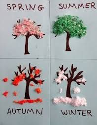Image result for art and craft for the seasons